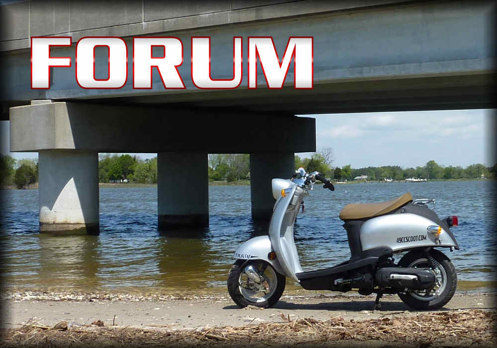 Friendly Scooter Forum : Join The Message Board Today